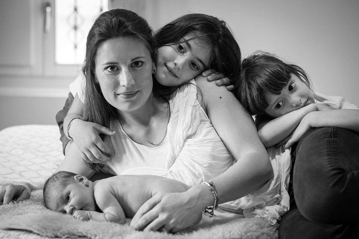 Chiara Bassi, Fotografa freelance a Udine - Ritratto, Mia