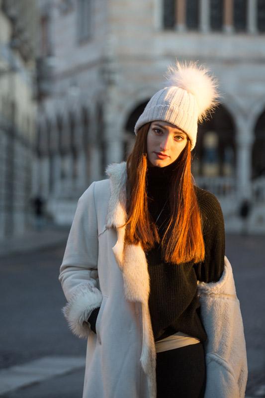 Chiara Bassi, Fotografa freelance a Udine - Ritratto, Federica